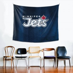 Wall Hangings Winnipeg Jets tapestry 60*51inch #153363 Can Be As A Decoration