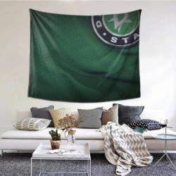 Durable Dallas Stars tapestry 60*51inch #153915 For Beach Shawl, Scarf, Blanket