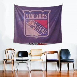 Custom NHL New York Rangers tapestry 60*51inch #151581 Home Decoration For Outdoor Use